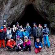 Bükk-hegység, téli tábor