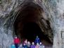 Téli barlangásztábor a Bükkben